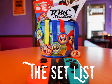 The Set List #14