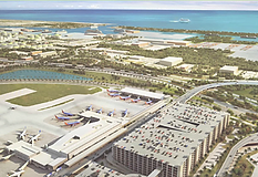 Rendering of FLL Terminal 1 Moderation P