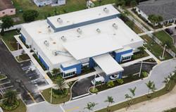 JTCHS Barbara J. Jordan - Aerial View