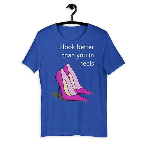 High Heels LGBTQ+ T-Shirt