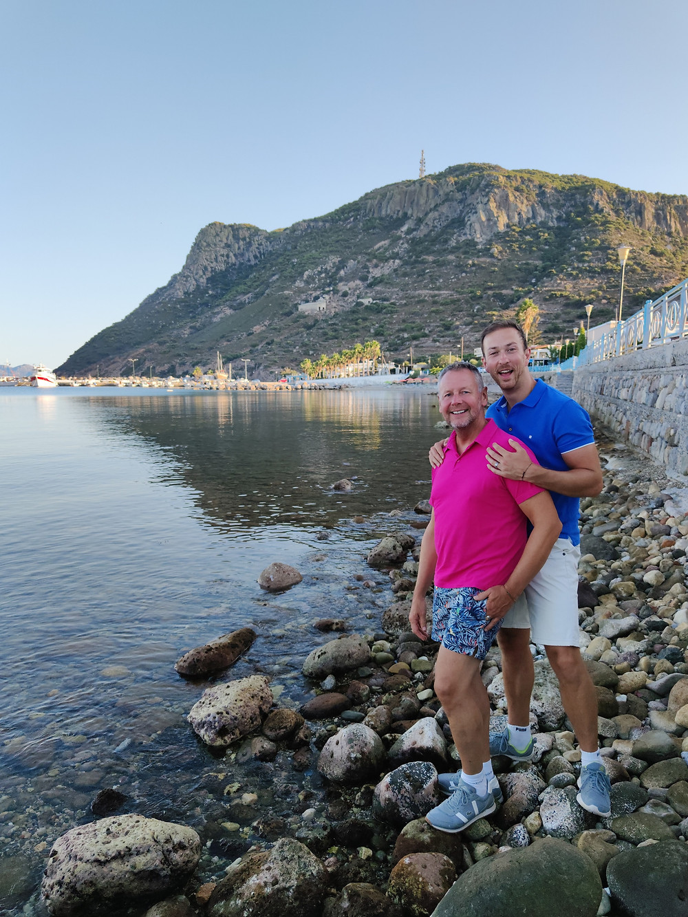 Age Gap Gay Couple - Old Young Gay - TheAgeGapGuys