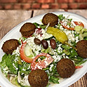 Falafel Greek Salad