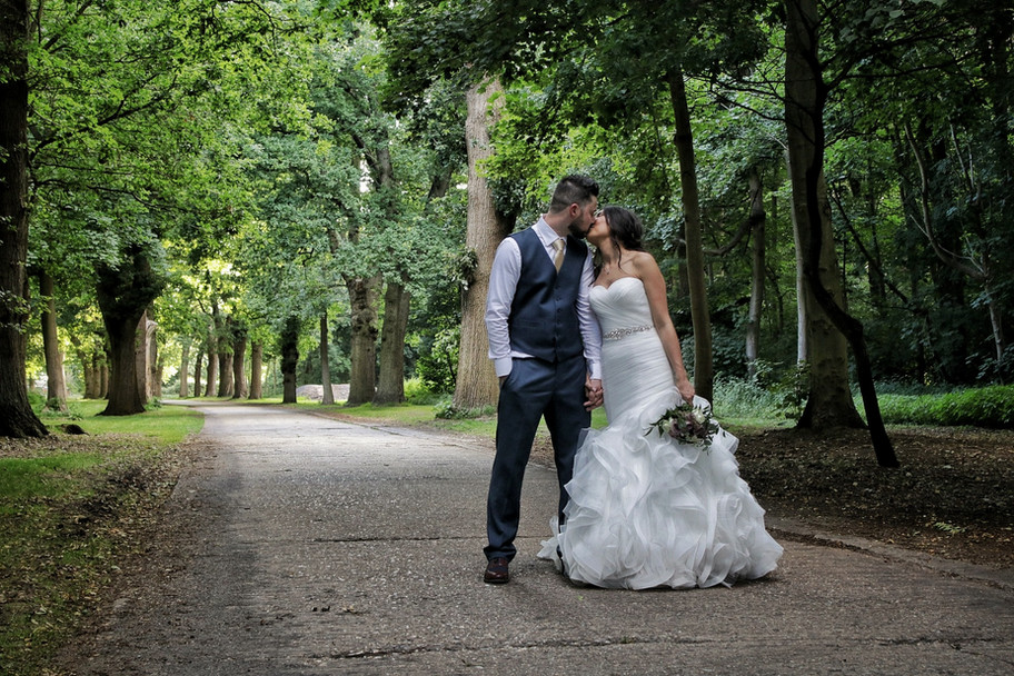 Another from Dani & Ben's wedding at Blackthorpe Barn Weddings