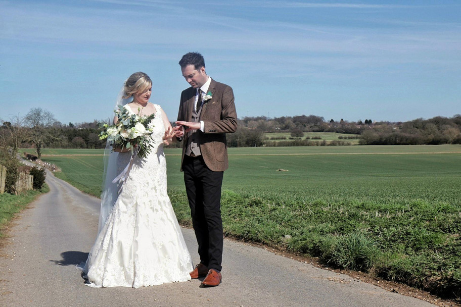 Kirsty & Ross - Swancar Farm Country House, 5/4/18