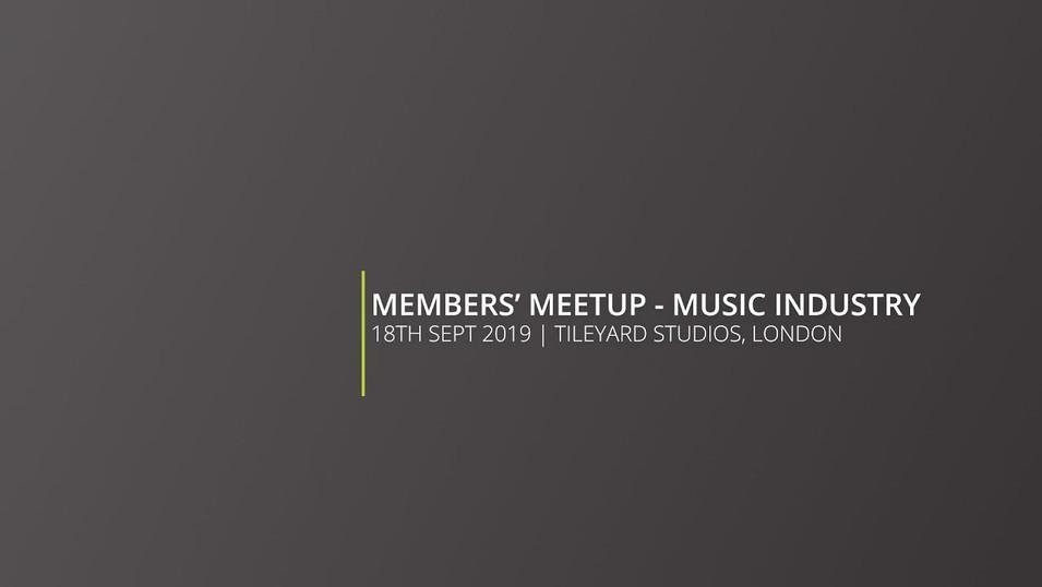 LAPS - Members' Meetup