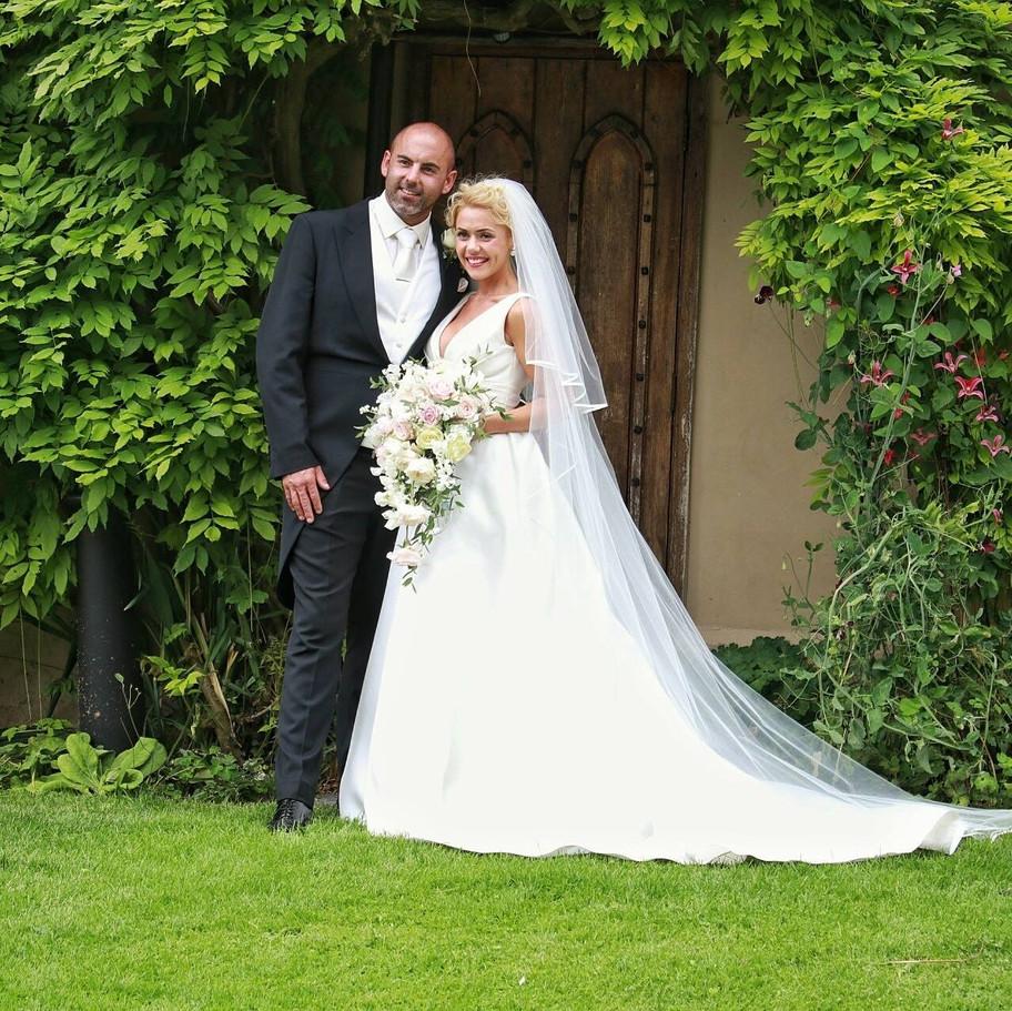 Lovely day in High Easter for Natalie & Loukas' wedding.