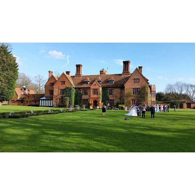 Wedding Videography, Woodhall Manor, Suffolk