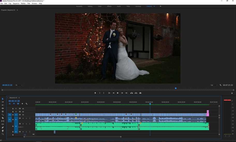 Katherine & James' snapshot is almost complete as I prepare for my busiest week - 5 weddings