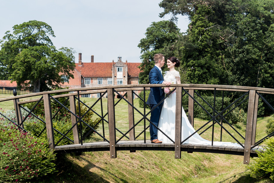 Stunning day at Bruisyard Hall & Barn for Charlie & Andrew's wedding.
