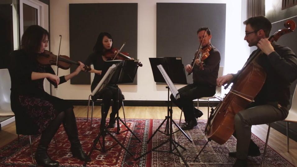 Scintillo String Quartet Best of 2017