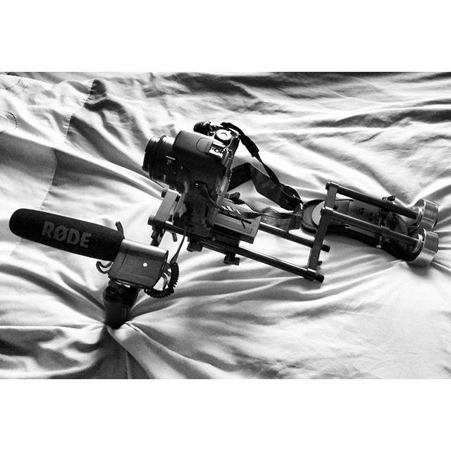 Canon 600d Shoulder Rig