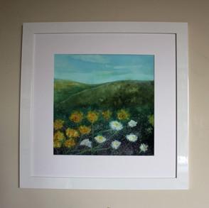 Wildflowers framed.jpg