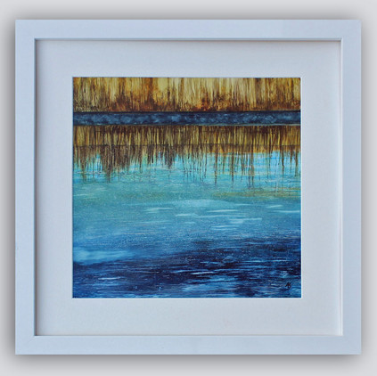 Reed Beds Framed