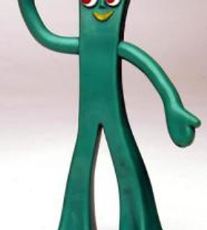 We should all be more like Gumby.