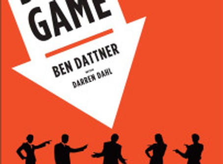 The Blame Game: An Interview with Author Ben Dattner