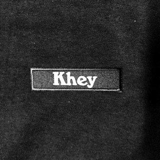 T Shirt Noir -Khey