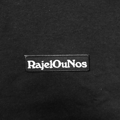 T Shirt Noir - RajelOuNos