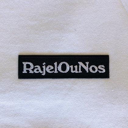 T Shirt Blanc - RajelOuNos