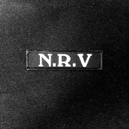 T Shirt Noir - N.R.V