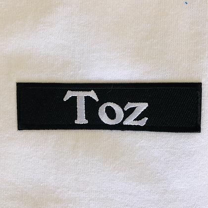 T Shirt Blanc - Toz