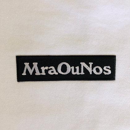 T Shirt Blanc - MraOuNos