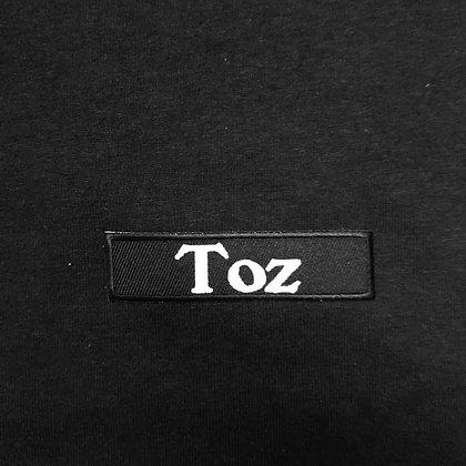 T Shirt Noir - Toz