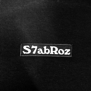 T Shirt Noir - S7abRoz