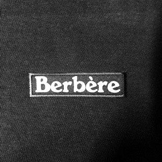T Shirt Noir - Berbère