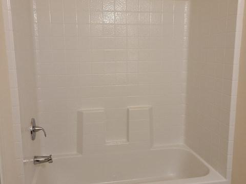 Guest Bath - Standard Tub/Shower