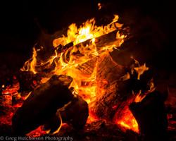 MMMM warm fire