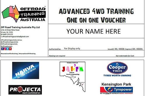 Advanced 4WD Training | 1:1 Voucher