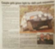 The Courier News, JAKEM Farm Approval