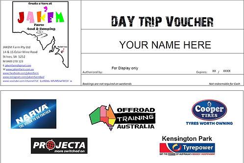 Day Trip Voucher