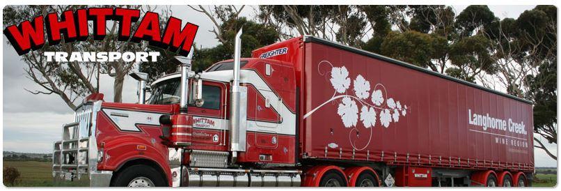 Whittam Transport