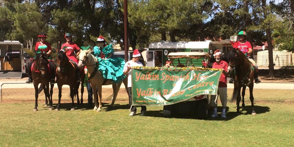 Yalkin Spanish Horses