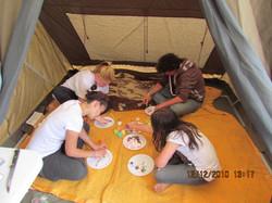 Making Marshmallow Crafts
