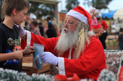 Callington Pageant Santa