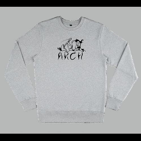 Spoonin' Sweatshirt Grey