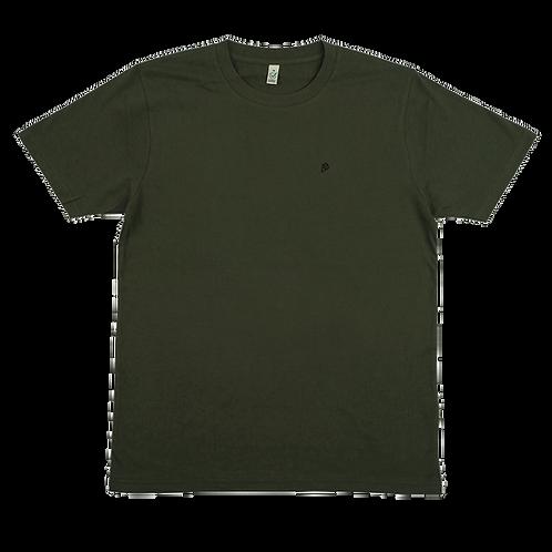 Classic T-Shirt Moss Green