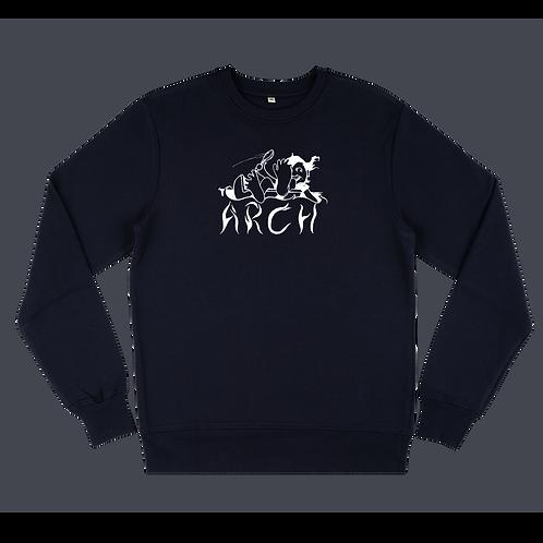 Spoonin' Sweatshirt Navy