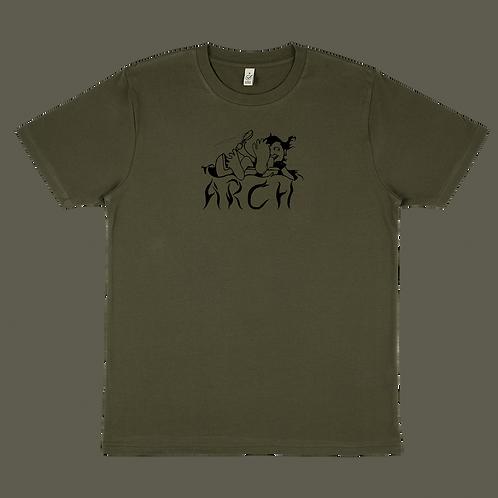 Spoonin' T-Shirt Moss Green
