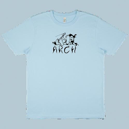 Spoonin T-Shirt Sky Blue