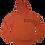 Thumbnail: Spoonin' Hoodie Orange