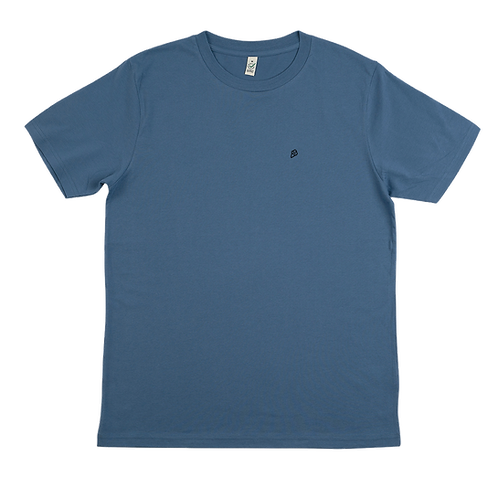 Classic T-Shirt Faded Denim