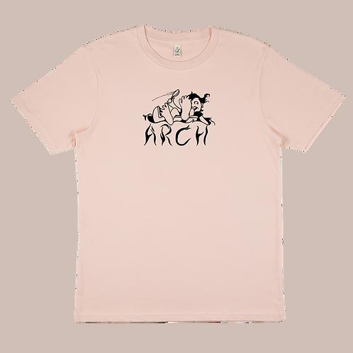 Spoonin' T-Shirt Salmon