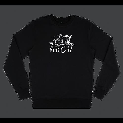Spoonin' Sweatshirt Black