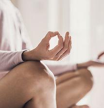 mediterar