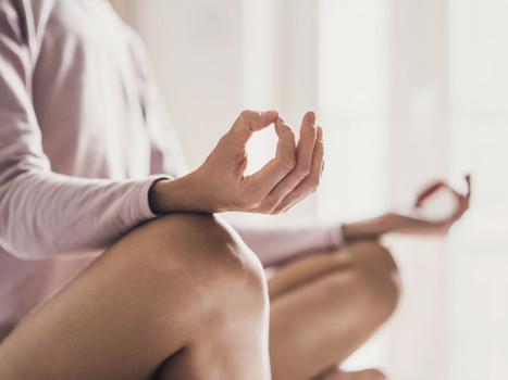 瞑想の不思議な話。