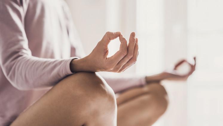 Meditate at Mas Saint-Gens