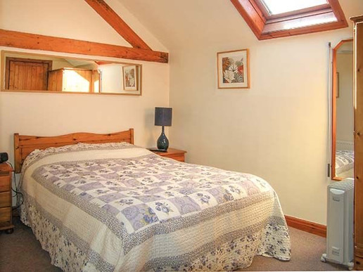 The Hayloft, Holiday Cottage, Sleeps 2, North Wales